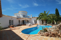 holiday rentals in Spain with sea-view and private Pool Villa Franca - Moraira