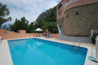 Holiday apartment Spain with sea-view Calpe Monte Toix - Calpe