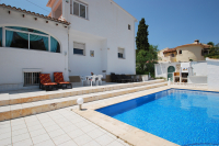 Holidayrentals in Spain with pool beachnear Calpe Casa Ricarlos - Calpe